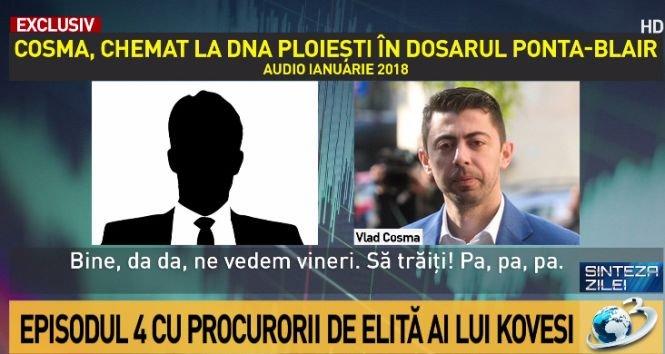 """Vlad Cosma: """"M-am prezentat la DNA de fiecare dată când am fost chemat"""""""