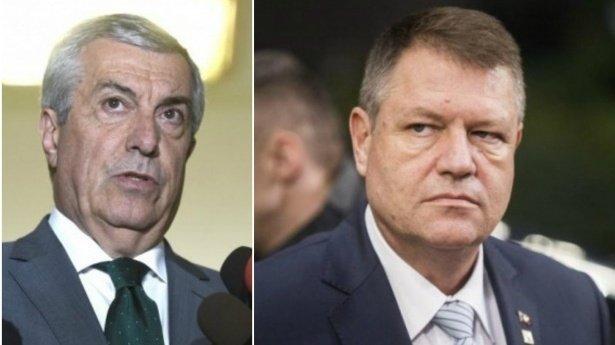 Tăriceanu îl somează pe președintele Klaus Iohannis să ia atitudine