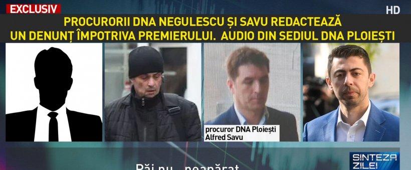 """Sinteza Zilei. Înregistrarea fatală pentru """"unitatea de elită"""". Cum se fabrica un dosar pentru Ponta 16"""