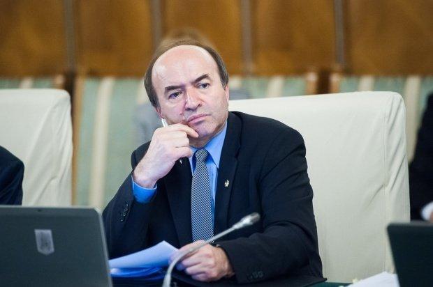 Ministrul Justiției, Tudorel Toader, a cerut informații despre legile justiției de la Parlament