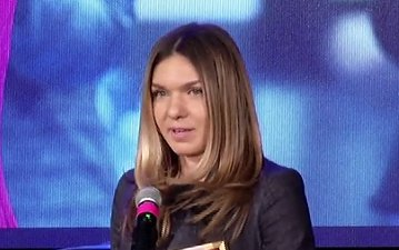 """Simona Halep, cetățean de onoare al Capitalei: """"Este poate cel mai important titlu din cariera mea"""""""