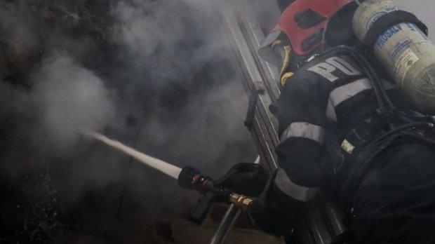Incendiu la Palatul Justiţiei din Timişoara. Zeci de persoane au fost evacuate