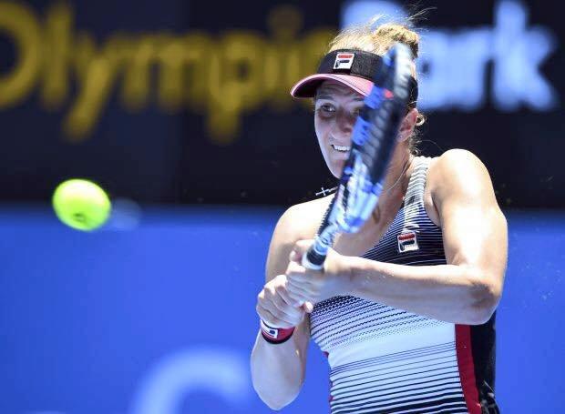 Irina Begu a fost eliminată de la Indian Wells după un meci greu cu Karolina Pliskova