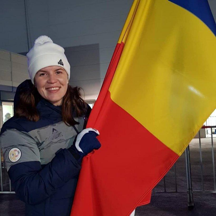 Eroina Zilei: Sportiva care a luat locul șapte la sanie