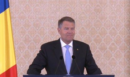 """Klaus Iohannis, reacție după performanţa istorică a lui Tibi Uşeriu: """"A demonstrat, din nou, că este un luptător"""""""