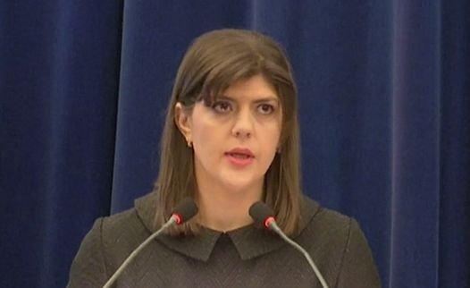 Șefa DNA, Laura Codruța Kovesi, audiată pentru abaterile disciplinare
