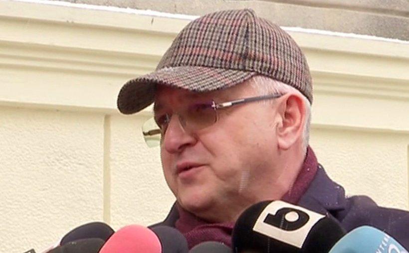 """Fostul șef ANAF Gelu Diaconu a ieșit din sediul DNA: """"Verificați-vă sursele. Eu nu știu nimic! """""""