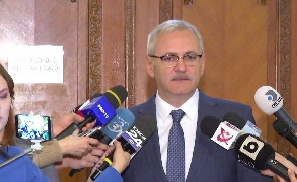 """Liviu Dragnea: Vom cere explicații despre """"lista neagră"""""""