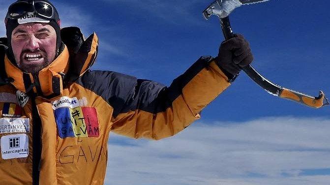 Eroul Zilei. Alex Găvan va urca pe două vârfuri din Himalaya fără oxigen suplimentar