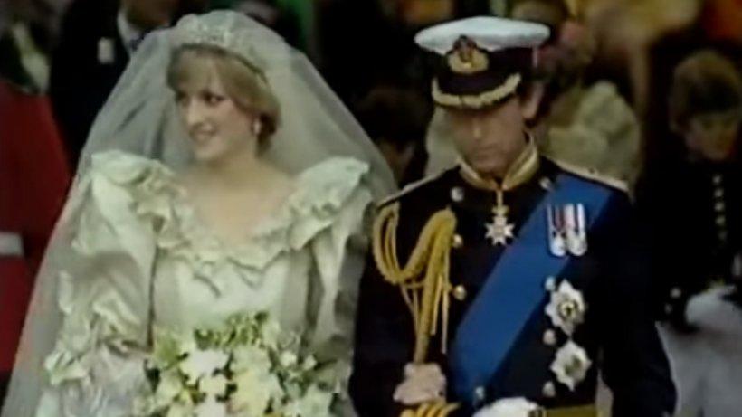 Greșeala pe care a făcut-o Prințesa Diana în ziua nunții