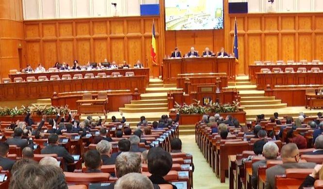 Parlamentarii sunt printre cei mai fericiţi bugetari. Și-au luat vacanță până pe 10 aprilie