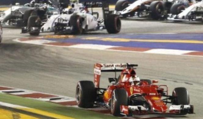 Pilotul german Sebastian Vettel a câştigat Marele Premiu de Formula 1 al Bahrainului