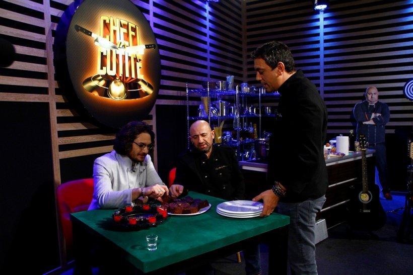 CHEFI LA CUȚITE. Apariție-surpriză în noul sezon de la Antena 1