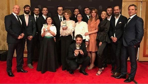 O nouă performanță de aur pentru Antena 3, la New York Festivals International TV&Film