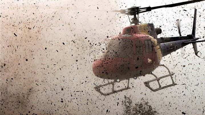 Un elicopter s-a prăbuşit în Rusia. Şase oameni au murit