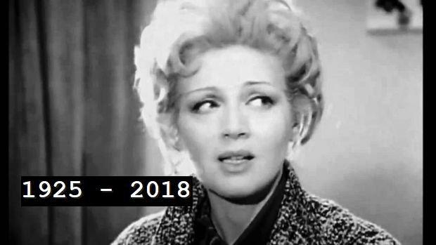 Carmen Stănescu a murit. Marea actriță avea 92 de ani - BIOGRAFIE