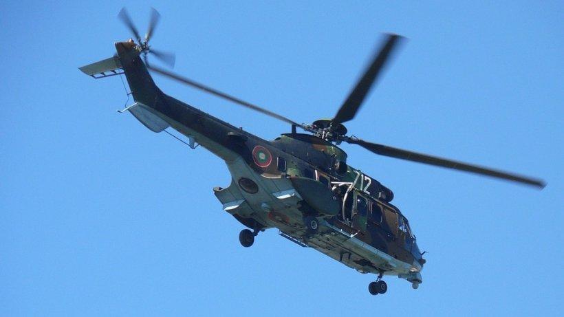 Un elicopter militar rusesc s-a prăbuşit în Marea Baltică