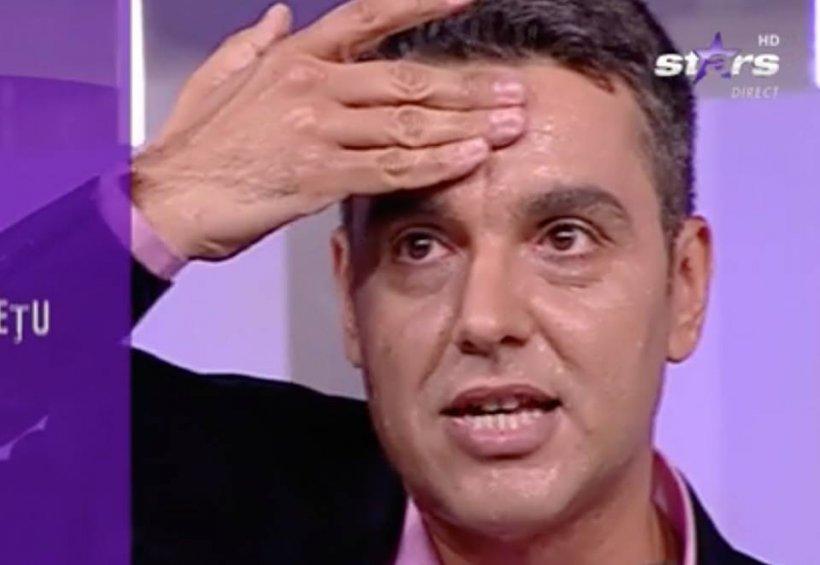 Un cantaret de manele i-a spart capul lui Cristi Brancu in direct! Cum a reactionat Oana Turcu