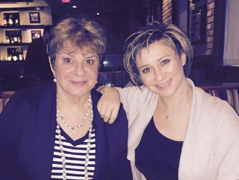 Anamaria Prodan, prima reacție după moartea mamei sale