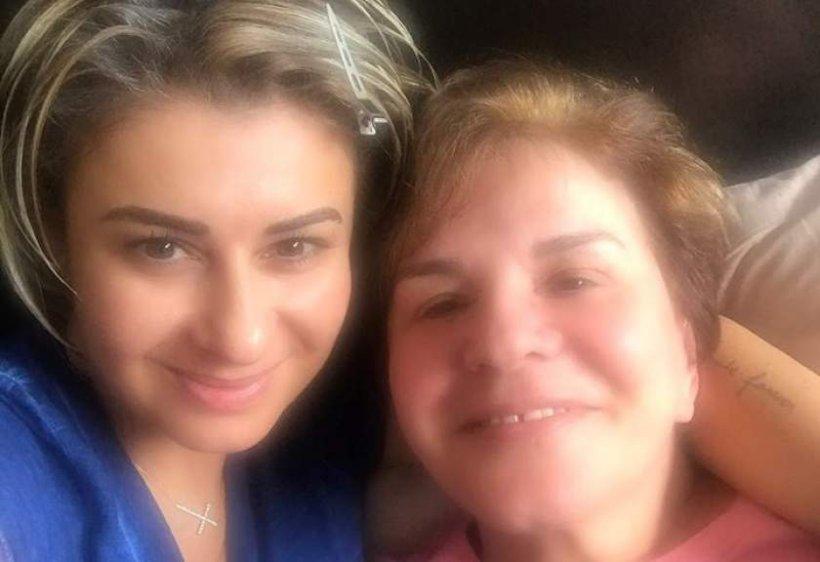 """Anuntul de ultima ora al Anamariei Prodan cu privire la inmormantarea mamei sale: """"NUMAI familia și prietenii apropiați sunt așteptați"""""""