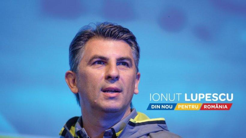"""Cine este Ionuț Lupescu, candidat la alegerile FRF, susținut de majoritatea celor din """"Generația de Aur"""""""