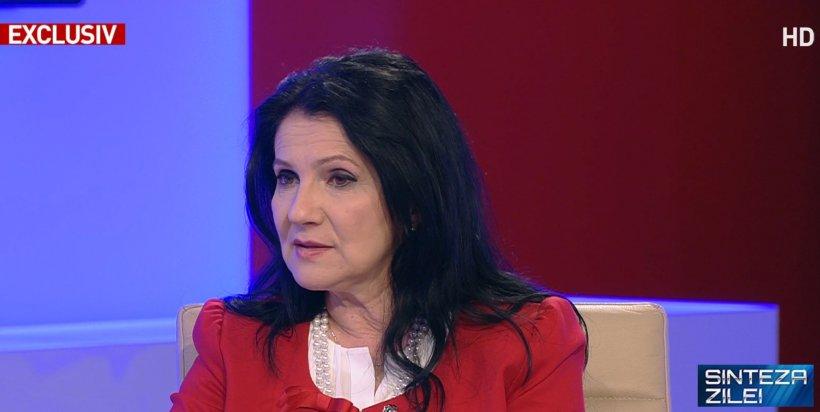 Sorina Pintea, explicații despre salariile din Sănătate