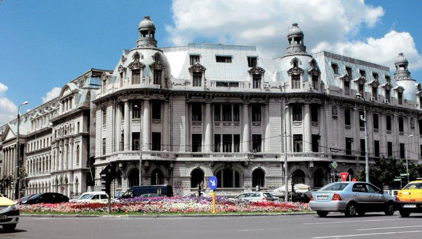 Universitatea București intră de joi în grevă japoneză