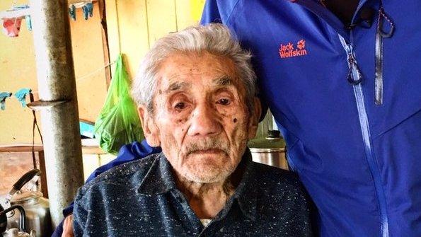 A murit cel mai bătrân om din lume. Don Celino a căzut din pat și și-a rupt trei coaste