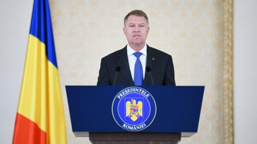 Iohannis: Este inadmisibil ca modificarea Codurilor să fie făcute pentru persoane care conduc Parlament