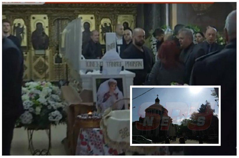 Semn divin la înmormântarea Ionelei Prodan?!Ce s-a intamplat când slujba a început