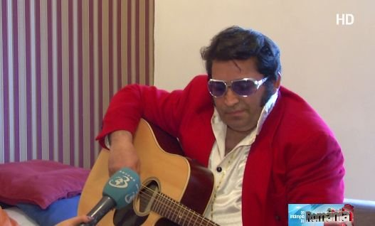 Cine este Elvis de România