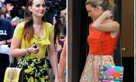 Leighton Meester este blondă! Actrița nu mai seamănă deloc cu Blair Waldorf, rol care a făcut-o faimoasa în Gossip Girl