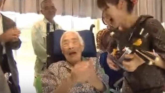 A murit cea mai bătrânăpersoanădin lume. Eranăscutăîn secolul 19