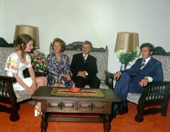 Dezvăluiri-șoc. Ce au vorbit soţii Ceauşescu la ultima întâlnire cu cei trei copii ai lor