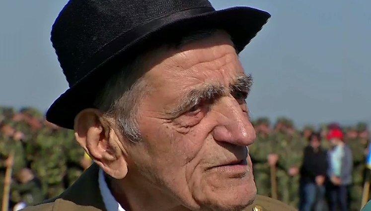 Eroul zilei. Supraviețuitorul de la Mărășești