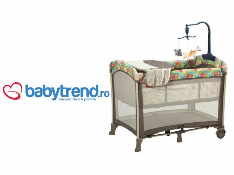 (P) Creșterea şi îngrijirea unui copil la rang de viață modernă – dotările părinților ghidat de Baby Trend
