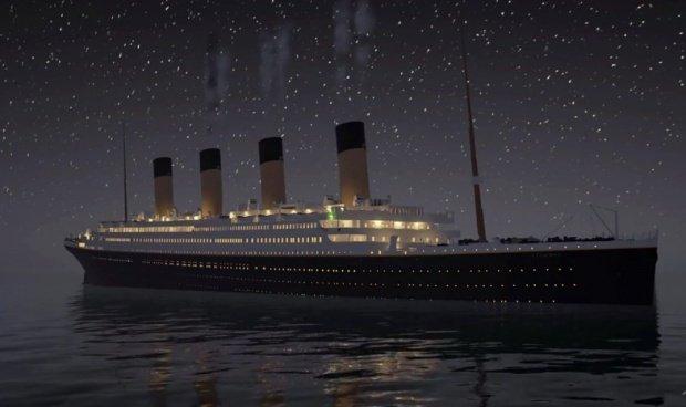 FOTO. Impresionant! Singura fotografie cu aisbergul care a scufundat Titanicul