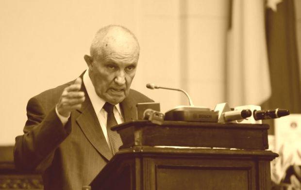 Mesajul de condoleanțe al ministrului Culturii, George Ivașcu, după moartea academicianului Dinu C. Giurescu