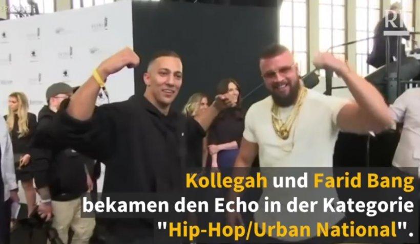 Cel mai mare premiu muzical german a fost desființat după ce a premiat o melodie antisemită