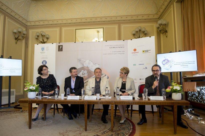 Concursul Internațional George Enescu în plină creștere la 60 de ani de la lansare:400 de tineri muzicieni, din 46 de țări, de pe cinci continente își testează talentul în România