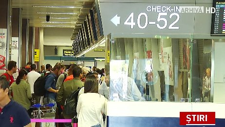 Incident grav de securitate pe Aeroportul Sibiu. Un bărbat a încercat să fure un avion