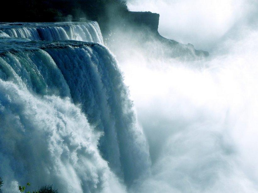 """Oprirea cascadei Niagara din 1969 le-a dat o lecţie inginerilor: """"Nimic nu scapă de moarte!"""""""
