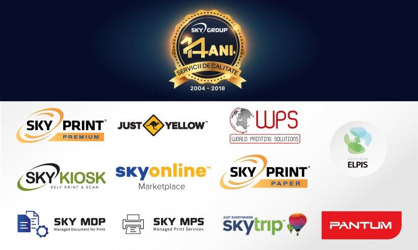 """(P) Câștigătoarea locului 1 la nivel național la secțiunea """"Întreprinderi Mijlocii"""", compania Sky Group aniversează 14 ani pe piața românească"""