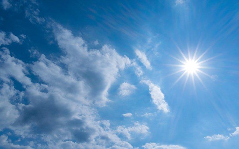 Record de temperaturi în România. Date incredibile de la meteorologi