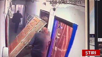 Explozie puternică într-un apartament din Suceava
