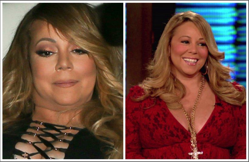 Incredibil! Cât de mult a slăbit Mariah Carey! A pierdut zeci de kilograme, iar acum e mai subțire ca oricând