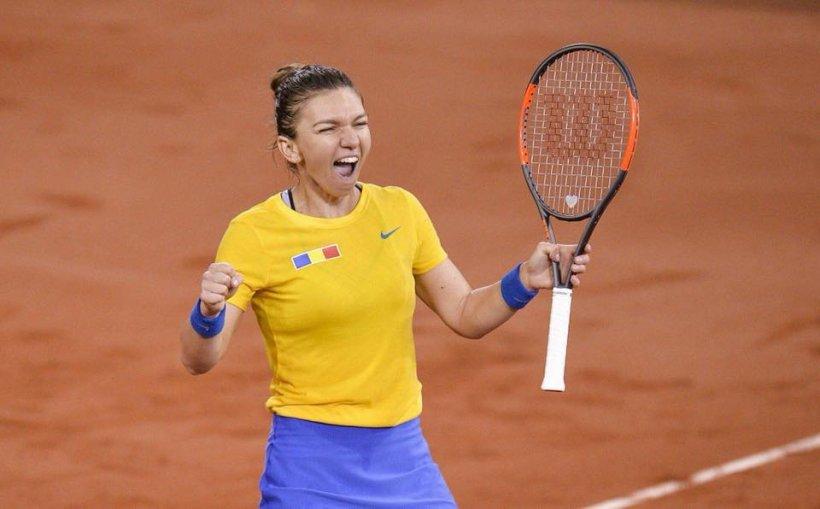 Simona Halep, calificare muncită în sferturi la Stuttgart
