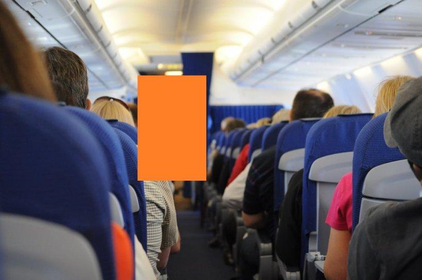 A auzit gemete în toaleta avionului, însă ce a făcut stewardesa i-a lăsat fără cuvinte pe toţi pasagerii