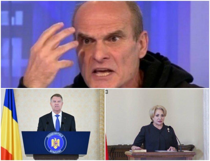 CTP explică de ce a cerut Iohannis demisia premierului Viorica Dăncilă