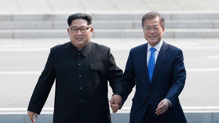 Întâlnire istorică între șefii de stat din Coreea de Nord și Coreea de Sud. Discuții cu impact uriaș
